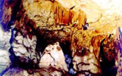 Introduction to historical Caves of Kermanshah Province