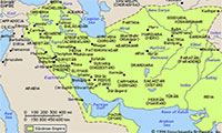 Roots of dismembering of Iran in the past