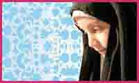Why do the women escape wearing the hijab? (2)