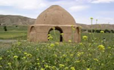 Darreh Shahr, the first historical city of the Sassanid era