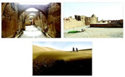 Jandaq, two thousand years old city